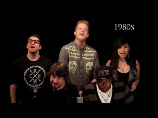 Музыкальный ролик об эволюции музыки